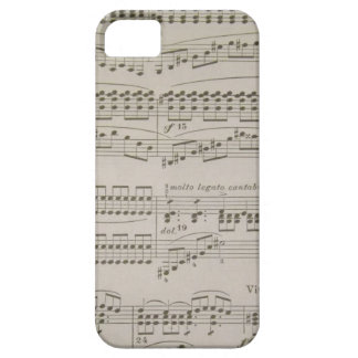 Chords and Arpeggios iPhone SE/5/5s Case