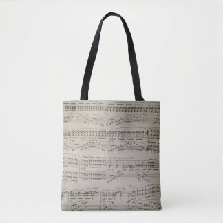 Chords and Arpeggios Tote Bag