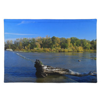 Chords of Peace Cloth Placemat