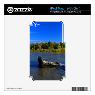 Chords of Peace Decal For iPod Touch 4G