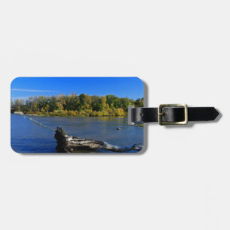 Chords of Peace Luggage Tag