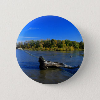Chords of Peace Pinback Button