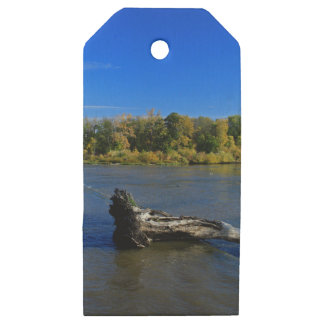 Chords of Peace Wooden Gift Tags