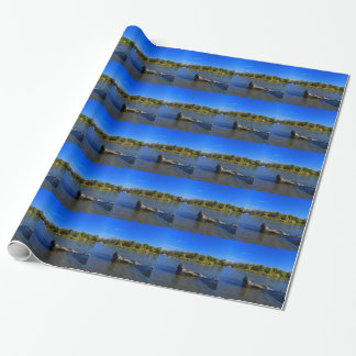 Chords of Peace Wrapping Paper