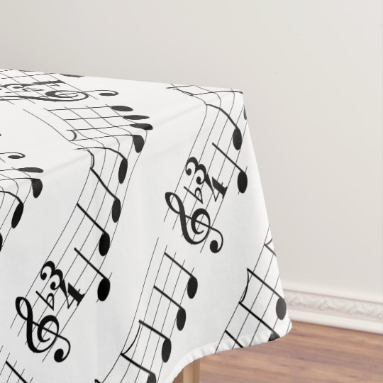 Christmas Music Chords.Chords We Wish You A Merry Christmas Music Notes Tablecloth