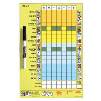 Chore/Schedule