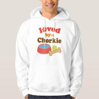 Chorkie Dog Breed Gift Sweatshirt