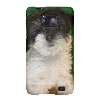 Chorkie puppy galaxy s2 cover