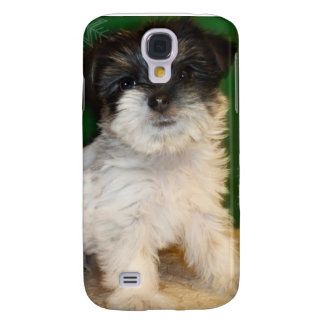 Chorkie puppy galaxy s4 cover