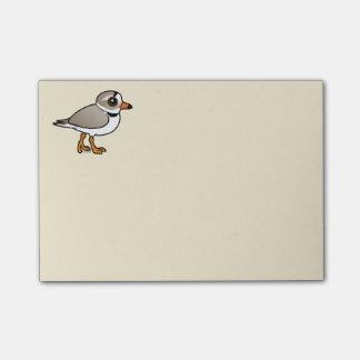 Chorlito aflautado de Birdorable Notas Post-it®