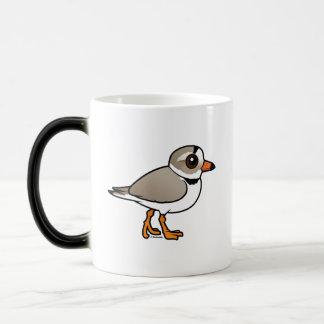 Chorlito aflautado de Birdorable Taza Mágica
