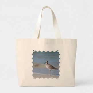 Chorlito de la playa bolsa