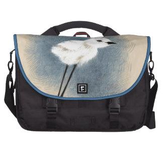 Chorlito nevado peraltado bolsas de portátil
