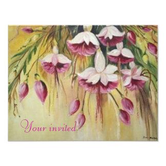CHOROES-invitation Card