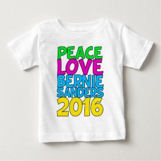 Chorreadoras 2016 de Bernie del amor de la paz Playeras