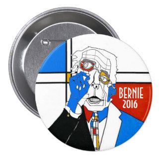 Chorreadoras 2016 de Bernie Pin Redondo De 3 Pulgadas