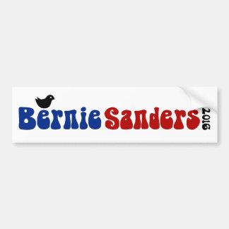 Chorreadoras Bernie retro POTUS del chirrido Pegatina Para Auto