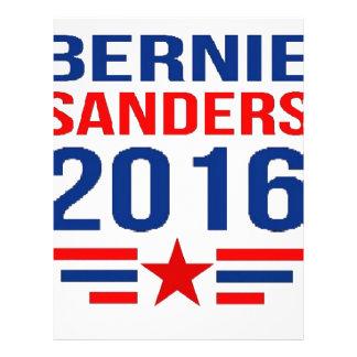 Chorreadoras de Bernie Membrete Personalizado