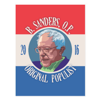 Chorreadoras de Bernie, O.P. Postales