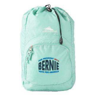 Chorreadoras de Bernie para América Mochila