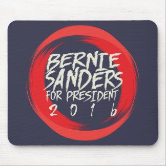 Chorreadoras de Bernie para el presidente 2016 Alfombrillas De Ratón