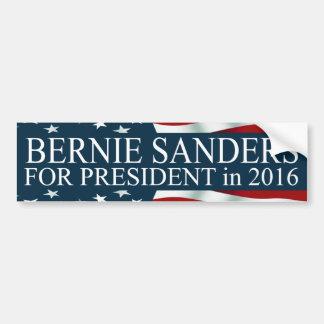 Chorreadoras de Bernie para el presidente 2016 Pegatina Para Coche