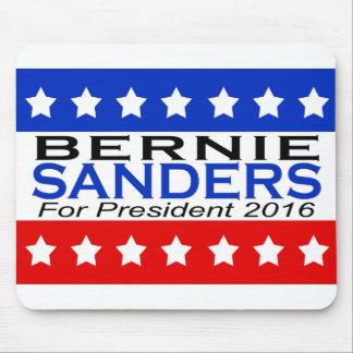 Chorreadoras de Bernie para el presidente 2016 Mousepad