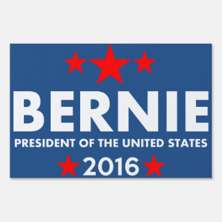 Chorreadoras de Bernie para el presidente 2016 Señal