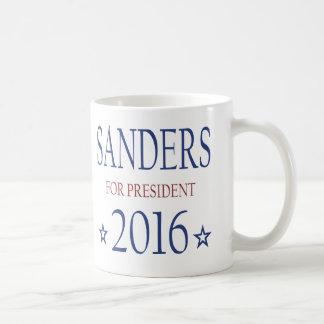 Chorreadoras de Bernie para el presidente 2016 Taza