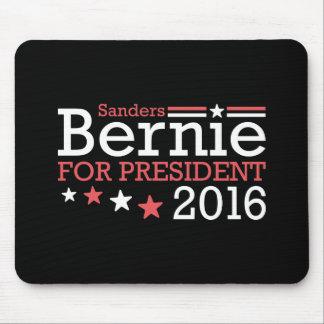 Chorreadoras de Bernie para el presidente Alfombrillas De Raton