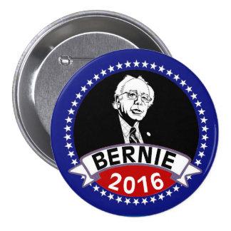 Chorreadoras de Bernie para el presidente en 2016 Pin Redondo 7 Cm