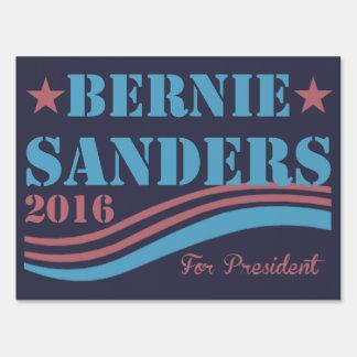 Chorreadoras de Bernie para el presidente Señales