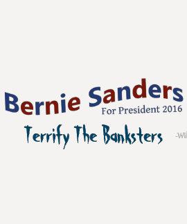 Chorreadoras de Bernie para la camiseta del
