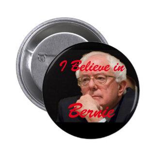 Chorreadoras de Bernie para presidente Campaign Pin Redondo De 2 Pulgadas