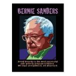 Chorreadoras de Bernie Tarjetas Postales