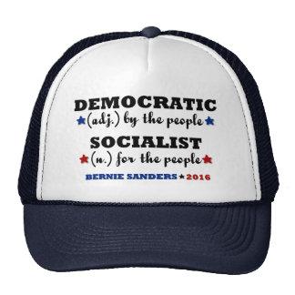 Chorreadoras socialistas Democratic de Bernie Gorro