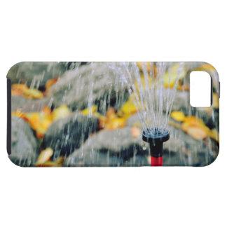 Chorro de agua iPhone 5 fundas