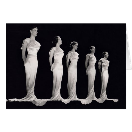 Chorus Girls Greeting Card - 1706468.jpg