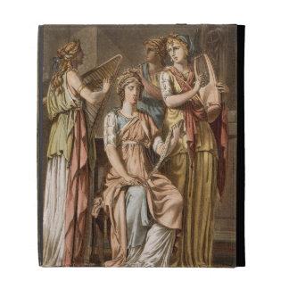 Chorus of Israelite Women, costumes for 'Esther' b iPad Folio Covers