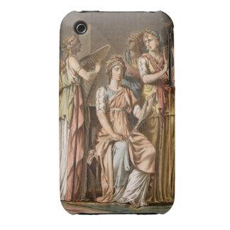 Chorus of Israelite Women, costumes for 'Esther' b iPhone 3 Cases