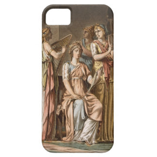 Chorus of Israelite Women, costumes for 'Esther' b iPhone 5 Case
