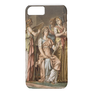 Chorus of Israelite Women, costumes for 'Esther' b iPhone 8/7 Case