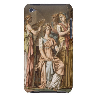 Chorus of Israelite Women, costumes for 'Esther' b iPod Case-Mate Case