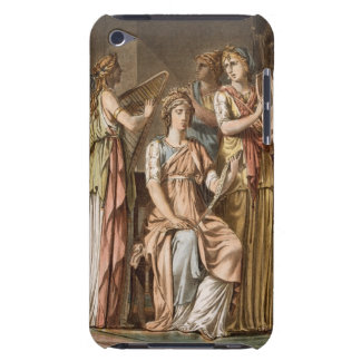 Chorus of Israelite Women, costumes for 'Esther' b iPod Touch Case
