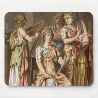 Chorus of Israelite Women, costumes for 'Esther' b Mouse Pad