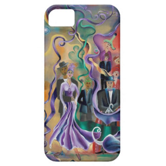Chorus, Stage Right iPhone 5 Case
