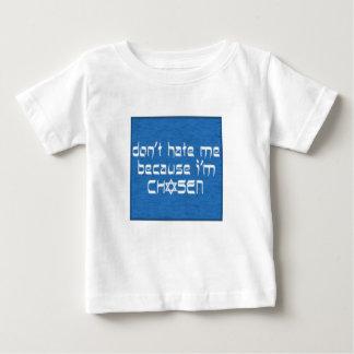 chosen (baby shirt) baby T-Shirt