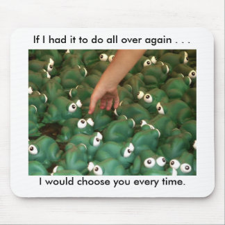Chosen Mouse Pad