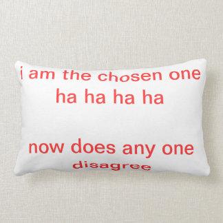 chosen one pillow