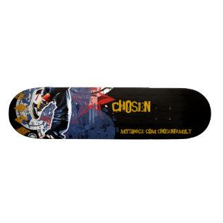Chosen Rockstar Skateboard Deck